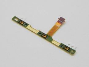 Sony C5303 Xperia SP - Flex kabel Zapínania a Hlasitosti - 1266-6048