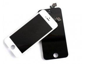 LCD displej Iphone 5 biely a dotykové sklo