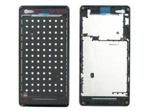 Predný stredový kryt Sony Xperia M C1905 čierny