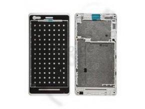 Sony Xperia M C1905 - Stredový rám biely 1272-3744