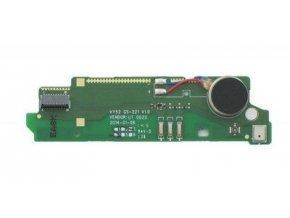 Sony D2303 Xperia M2 - Spodná Doska mikrofonu - 78P7150001N