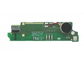 mikrofón Sony Xperia M2 D2303 spodná doska