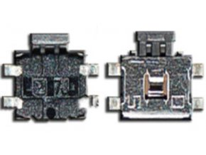 Mikrospínač Nokia Lumia 520, X3-02, Asha 300