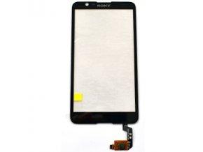 dotykove sklo Sony Xperia E4 E2105, E2104, Xperia E4 Dual E2115 čierny