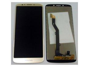 LCD displej Lenovo Moto G6 Play a Dotykové sklo