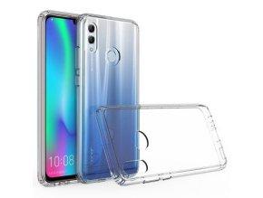 Púzdro Huawei P Smart 2019, Honor 10 silikónové priehladné