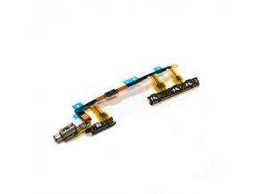 Sony D5803 Xperia Z3 compact - Flex kabel zapínania a hlasitosti - 1281-6827