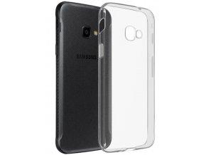 Puzdro Samsung Xcover 4 - G390 silikonové priehladné