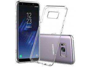 Puzdro ASamsung Galaxy Note 8 - N950 silikonové priehladné
