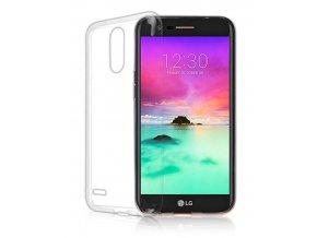 Púzdro LG K10 2017, M250 silikónové gumové obal na mobil