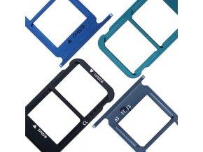 Huawei Honor 10 Dual SIM Držiak SIM karty a pamätovej karty