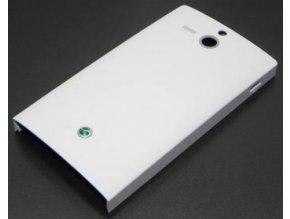 Sony ST25i Xperia U Baterkový kryt čierny 1252 1579
