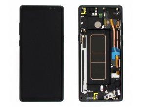 LCD displej Samsung N950 Galaxy Note 8 a Dotykové sklo