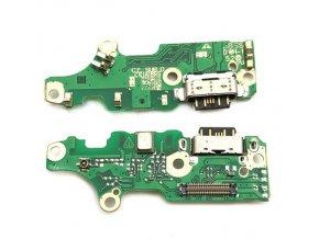 Spodná doska nabíjania Nokia 7.1 - Flex nabíjací konektor, mikrofón