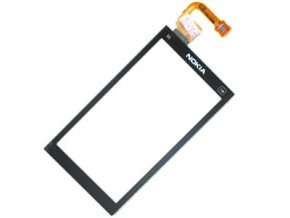 Nokia X6 - Dotykové sklo + RÁM   + 3M lepka zdarma