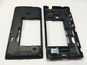 Stredový RÁM Nokia Lumia 520 - Stredový kryt