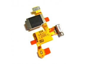 Nokia Lumia 730, Lumia 735 - Flex kabel Audio - 0269H13