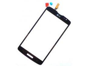 LG L80 - Dotykové sklo čierny  + 3M lepka zdarma