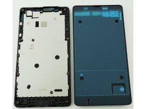 Microsoft 540 DUAL - Rám LCD displeja čierny - 8003544