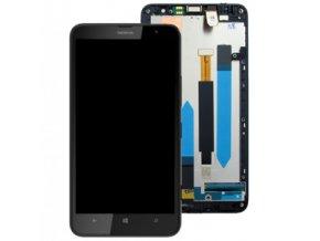 Nokia Lumia 1320 - LCD displej a dotykove sklo + RÁM 8003288