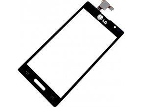 Dotykové sklo LG P760 Optimus L9 black+RÁM