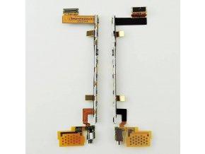 Sony E6603, E6653 Xperia Z5 - Flex kabel zapínania a hlasitosti - 1292-7122