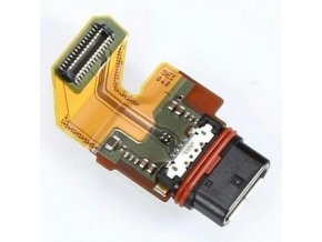 Sony E6603, E6653 Xperia Z5 - Flex kabel nabíjania - 1292-7099