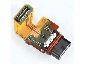 Flex kábel nabíjania Sony Xperia Z5 - nabíjací konektor