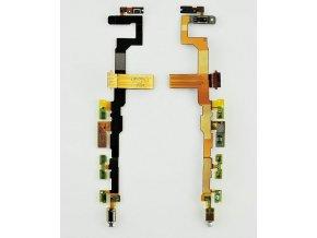 Sony E5803, E5823 Xperia Z5 compact - Flex kabel zapínania a hlasitosti - 1293-7591