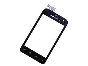 Dotykové sklo Motorola Defy mini XT320 + lepka
