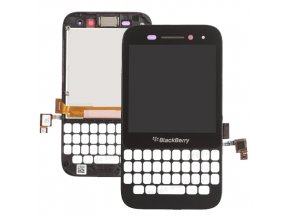 lcd displej blackberry q5 black