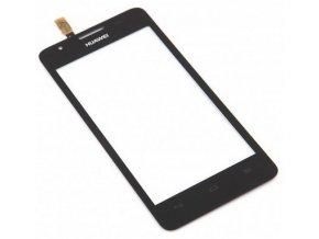 Huawei Ascend G510 Dotykové sklo čierne