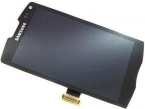 LCD displej Samsung Wave 2 S8530 čierny a dotykové sklo