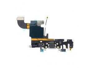 flex kabel iphone 6s audio jack nabijaci grey