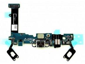 Flex nabíjania Samsung A510F Galaxy A5 2016 - nabíjací konektor, mikrofón