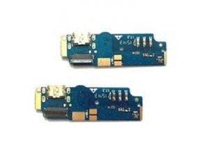 Doska nabíjania Asus ZC550KL Zenfone MAX  - nabíjací konektor a mikrofón