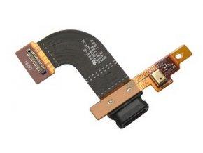 Flex kábel nabíjania Sony Xperia M5 - Nabíjací konektor, mikrofón