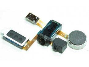 slúchatko samsung I9100 Galaxy S2 + audio konektor
