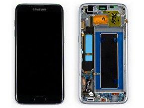 lcd displej samsung G935F Galaxy S7 edge dotykové sklo čierne
