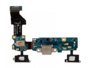 Flex kábel nabíjania Samsung Galaxy S5 Neo G903F a mikrofón
