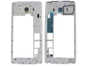 stredový ram na Samsung J510FN Galaxy J5 2016 zlatý