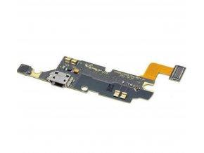 Flex kábel nabíjania Samsung N7000 Galaxy Note a Mikrofón