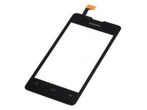 Dotykové sklo Huawei Y300 black + lepka