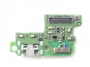 Doska nabíjania Huawei P10 Lite - Nabíjací konektor, mikrofón  Originál