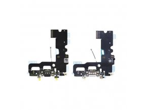 Flex kábel nabíjania Iphone 7 -nabíjací konektor, mikrofón