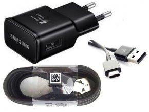 cestovná nabíjacka Samsung EP TA20EBE + EP DG950CBE