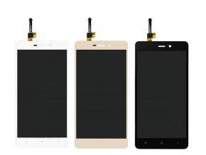 LCD displej Xiaomi Redmi 3, 3S a Dotykové sklo 3 Fraby