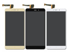 LCD displej Xiaomi Redmi 4 Pro a Dotykové sklo 3 Fraby
