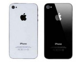 Zadný kryt batérie Apple Iphone 4S biely