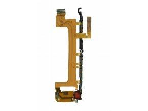 FLex kábel zapínania Sony Xperia X Performance F8131, F8132 a Hlasitosti